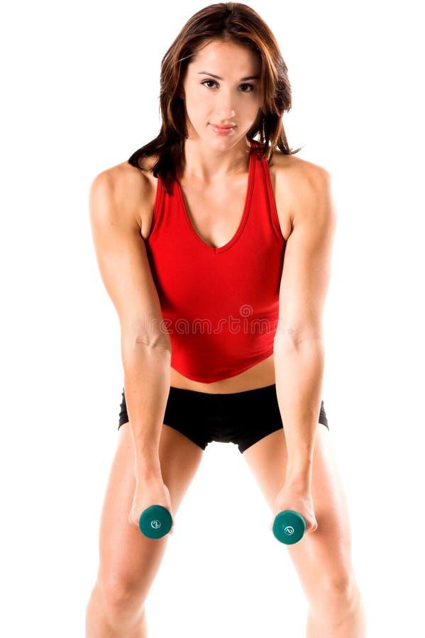 Download De Training Van De Geschiktheid Stock Foto - Afbeelding bestaande uit saldo, lichaam: 291210