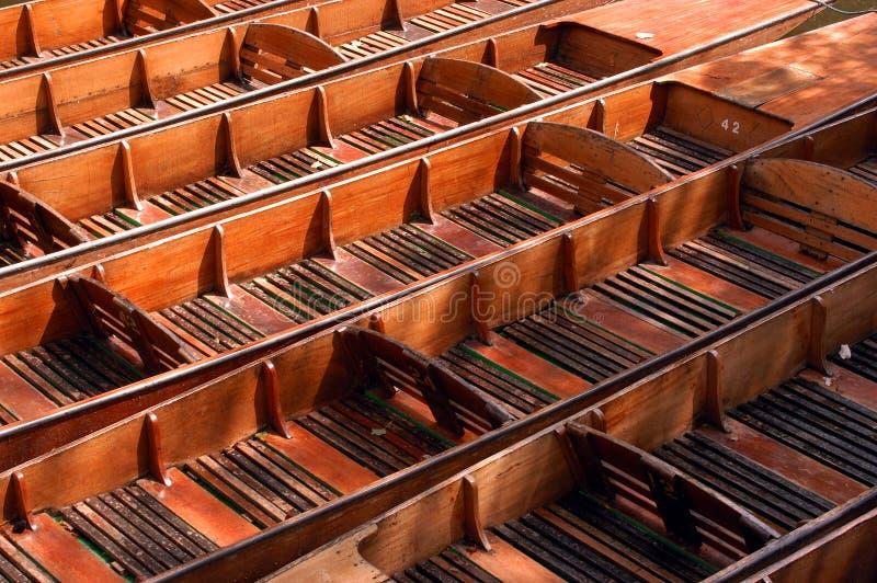 De Trappen Van De Rivier Stock Foto's