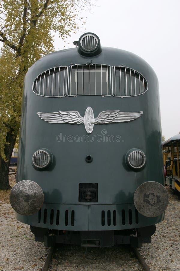 De trein van de gevangenis stock afbeeldingen
