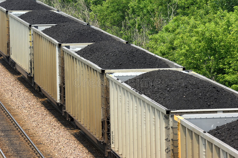 De Trein van de steenkool