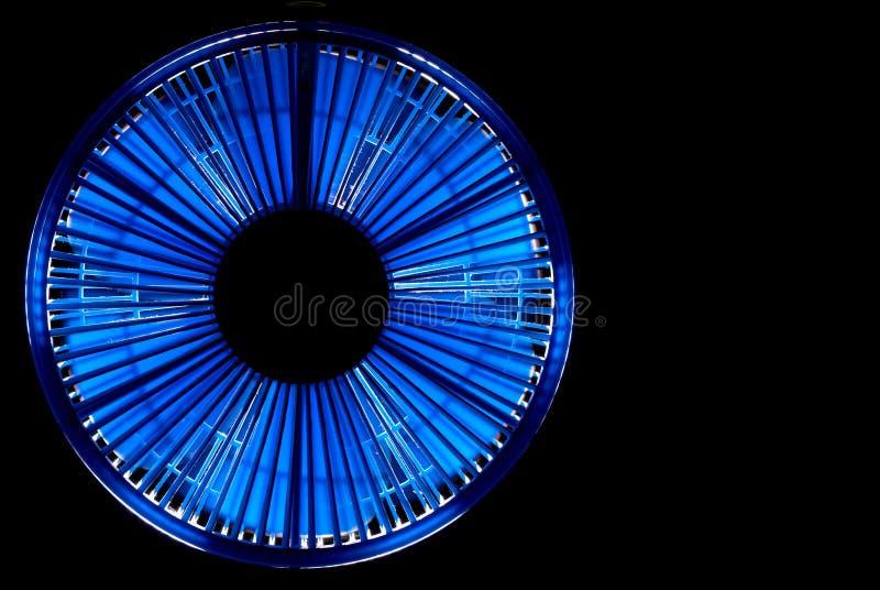De trekkerventilator van het stof stock foto's