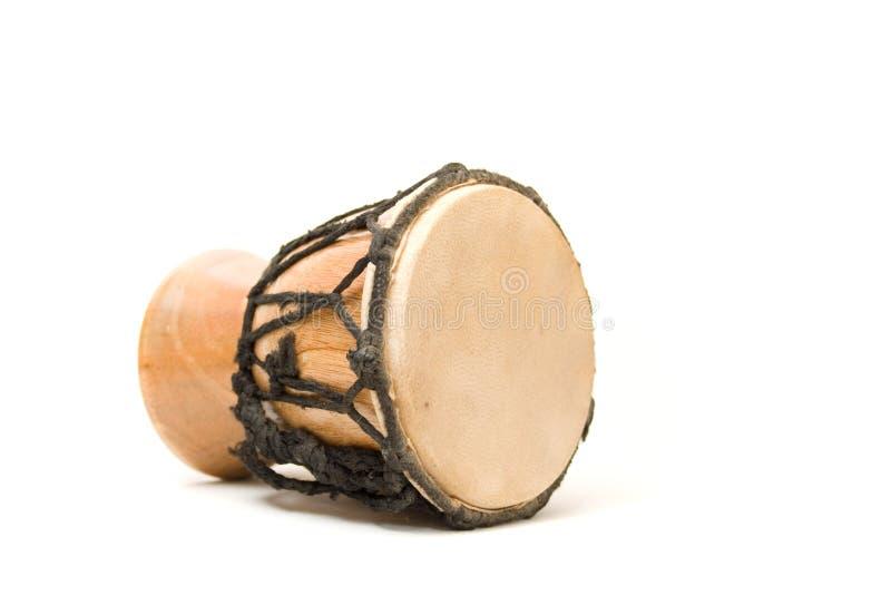 De trommel van Bongo stock afbeelding