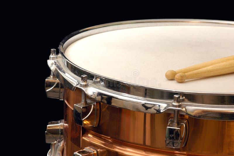 De trommel van de strik royalty-vrije stock afbeelding