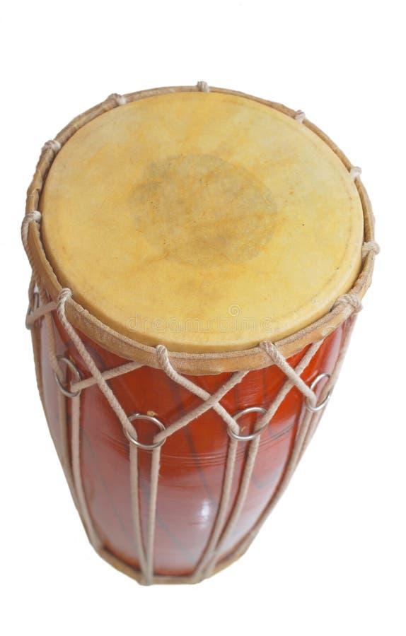 De trommel van Djembe stock afbeelding