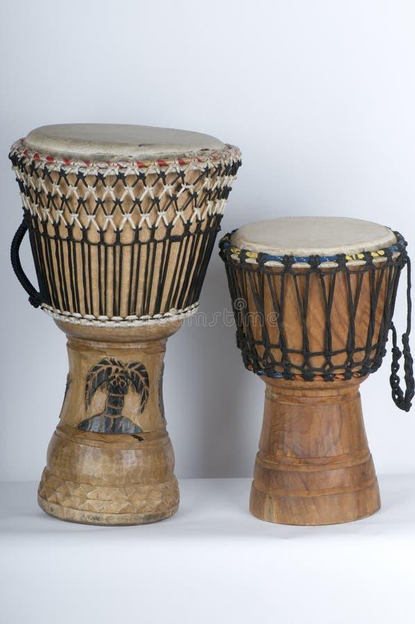 De Trommels van Jemba royalty-vrije stock foto