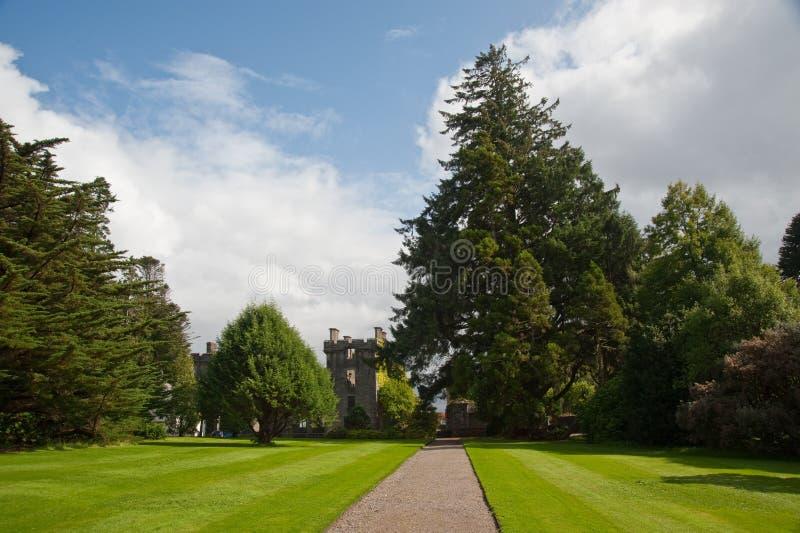 De tuin van Armadale royalty-vrije stock fotografie