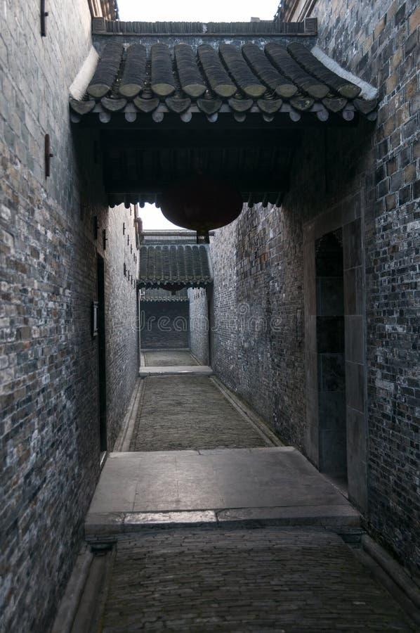 De Tuin van Duitsland in Yangzhou, Jiangsu-Provincie, China royalty-vrije stock afbeeldingen