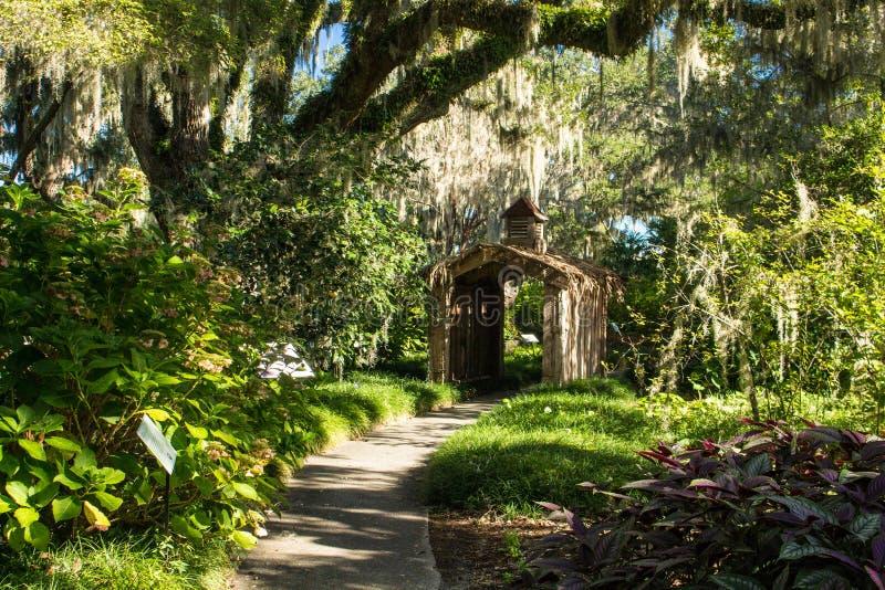 De Tuin van kinderen, Brookgreen-Tuinen, Pawleys-Eiland, Zuid-Carolina stock foto's