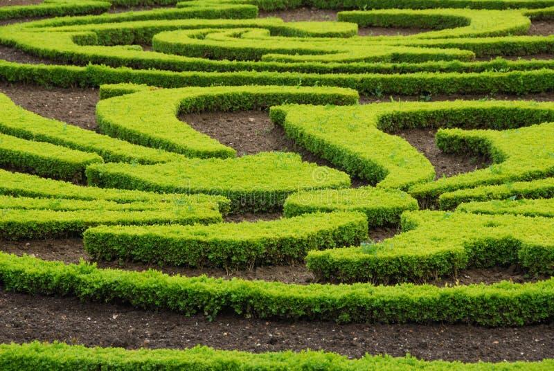 De tuin van Versailles stock afbeelding