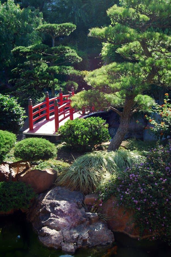 De tuin van Zen royalty-vrije stock afbeeldingen
