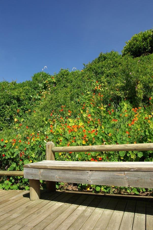 De Tuinen van keien royalty-vrije stock afbeelding