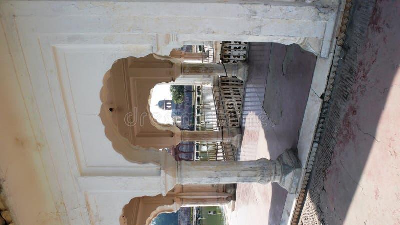 De Tuinen van Shalimar stock afbeeldingen