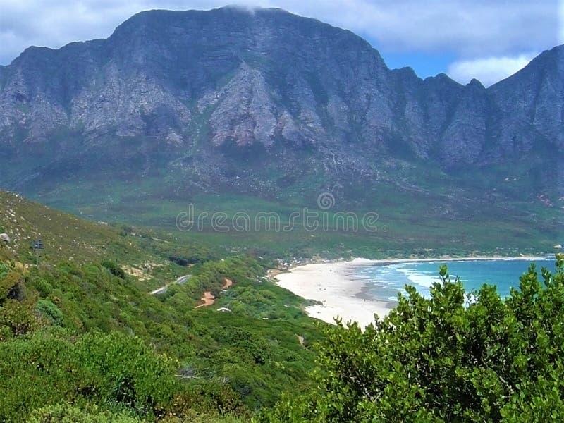 De Tuinroute Zuid-Afrika van Cape Town royalty-vrije stock afbeeldingen