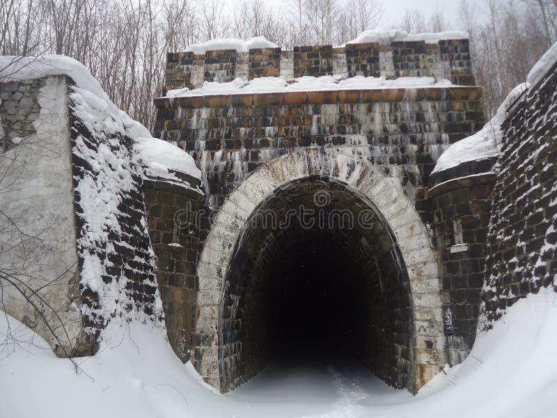 De tunnel van Didin ` s stock fotografie