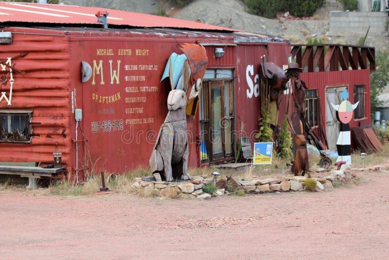 De Turkooise Sleep, New Mexico stock fotografie