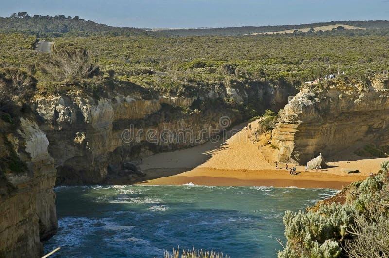 De twaalf Apostelen, Australi? stock foto