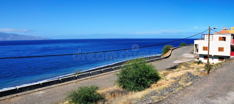 De uitbreiding van het Oceanfronthuis stock fotografie