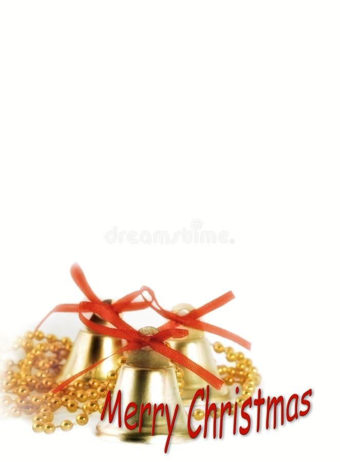 De uitnodiging van Kerstmis stock fotografie