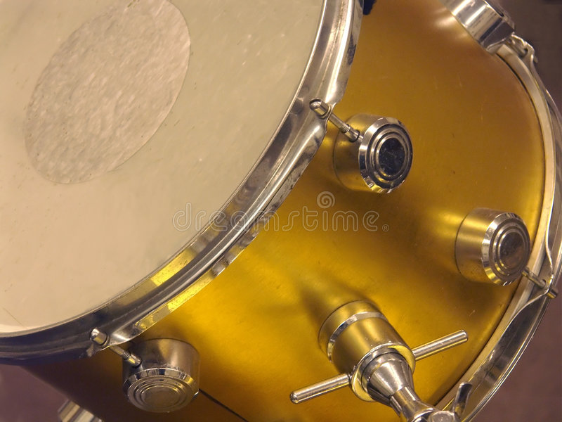 De uitrusting van de trommel #1 royalty-vrije stock fotografie