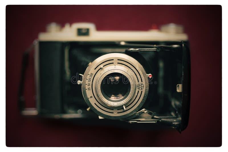 De Uitstekende Camera van Kodak royalty-vrije stock afbeeldingen