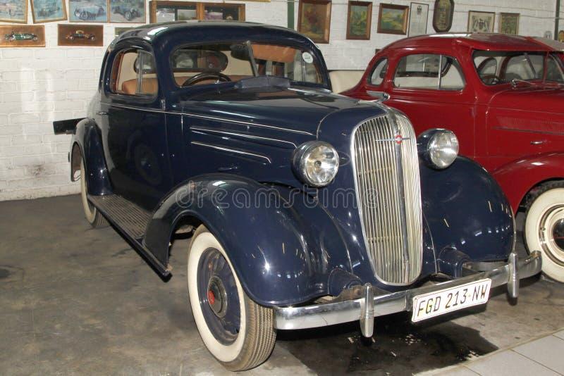 De uitstekende Coupé van Auto 1936 Chevrolet royalty-vrije stock afbeeldingen