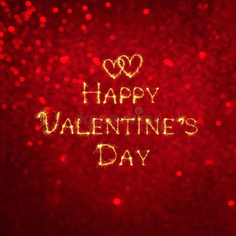 Download De Uitstekende Dag Van Valentine ` S Van De Groetkaart Gelukkige Stock Foto - Afbeelding bestaande uit uitnodiging, vier: 107700766