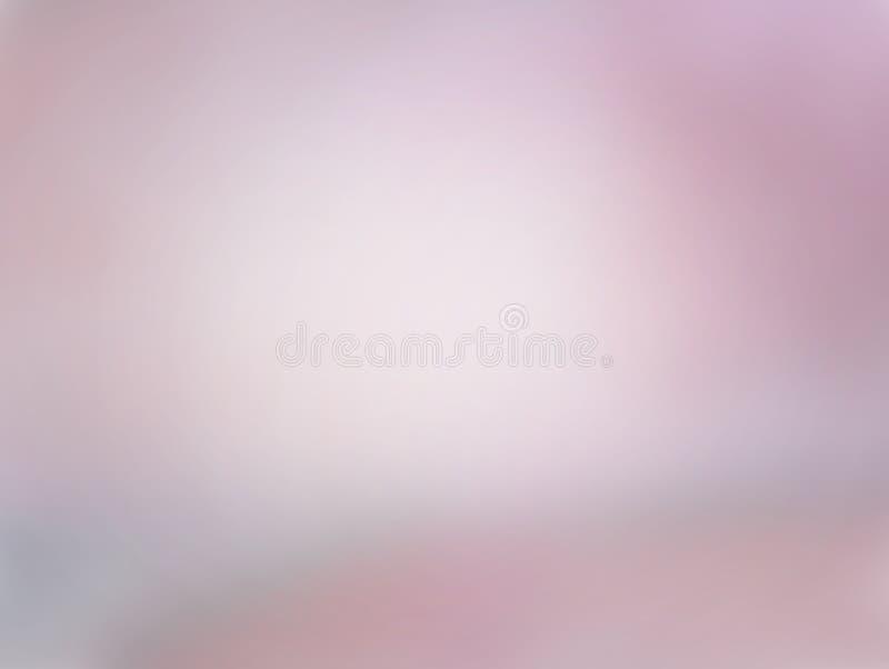 De uitstekende roze achtergrond van de themakleur royalty-vrije illustratie