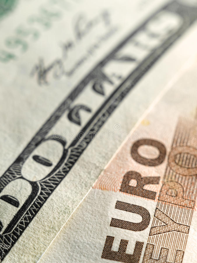 De uitwisseling van de munt