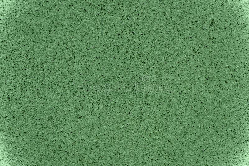 De ultra groene Concrete textuur van de cementmuur, patroon voor dekking of achtergrond royalty-vrije stock afbeelding