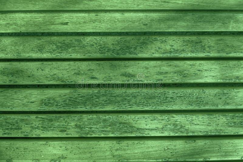 De ultra groene Houten textuur van de bankplank voor website of mobiele apparaten, ontwerpelement stock afbeelding
