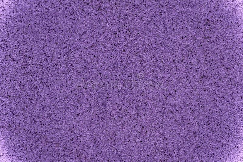 De ultra purpere Concrete textuur van de cementmuur, patroon voor dekking of achtergrond stock afbeelding
