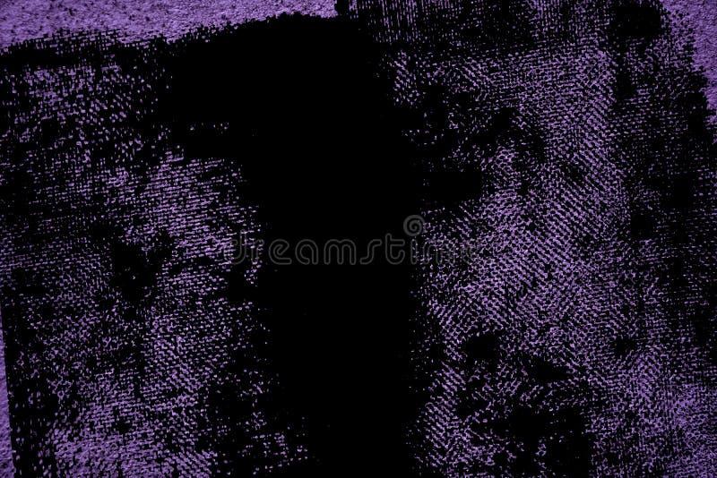 De ultra purpere textuur van het grunge Concrete cement, steenoppervlakte, rotsachtergrond royalty-vrije stock foto