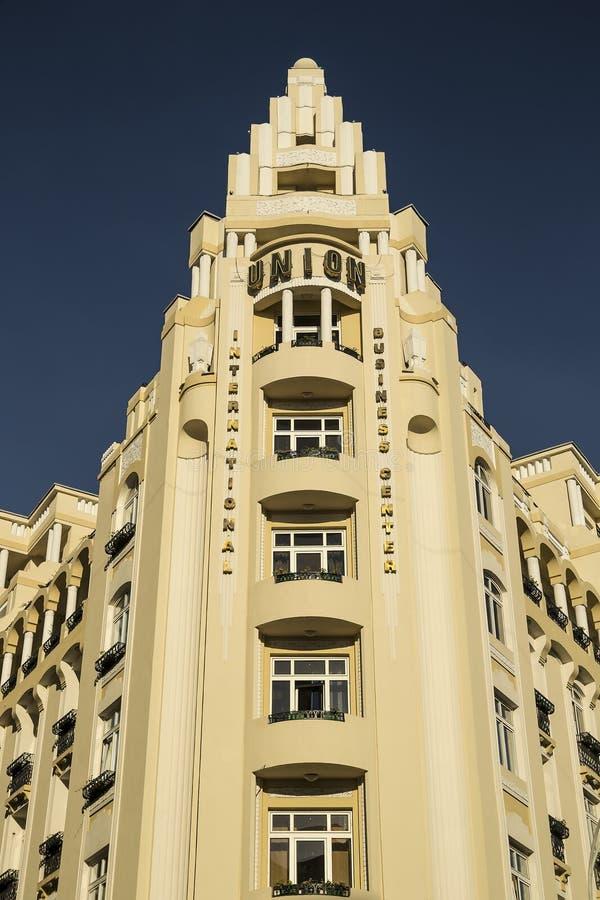 De Unie van het hotel royalty-vrije stock foto's