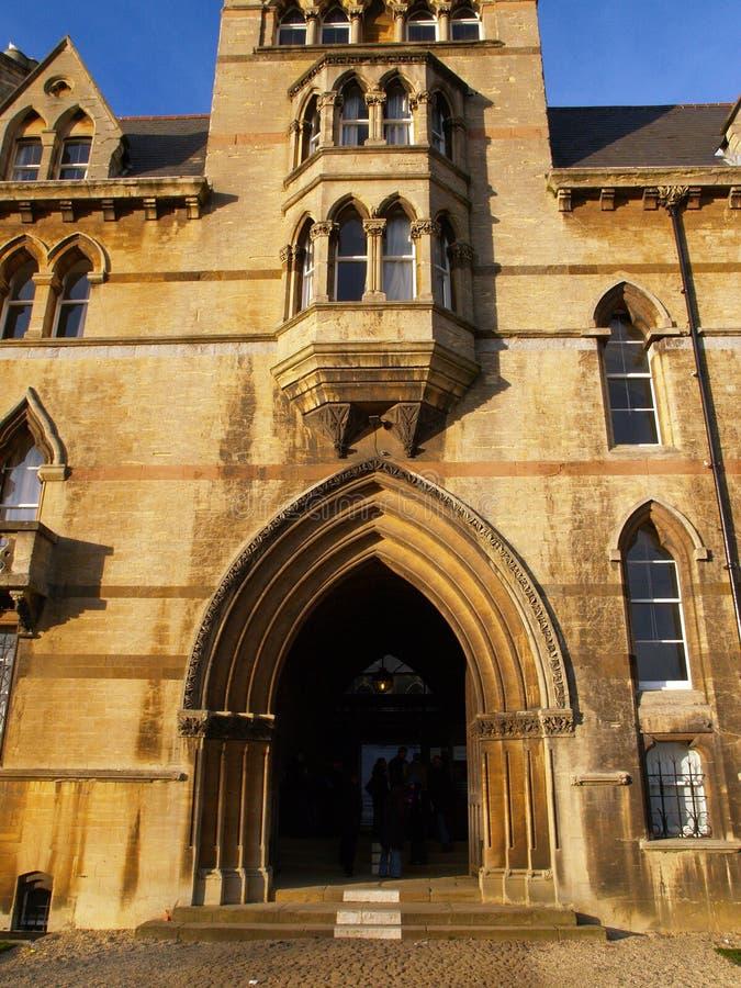De Universiteit Oxford van ChristChurch stock foto's