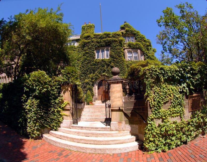 De universiteit van Boston stock fotografie
