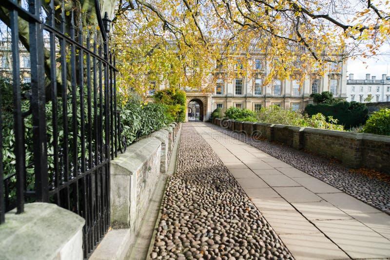 De universiteit van Clare royalty-vrije stock afbeeldingen