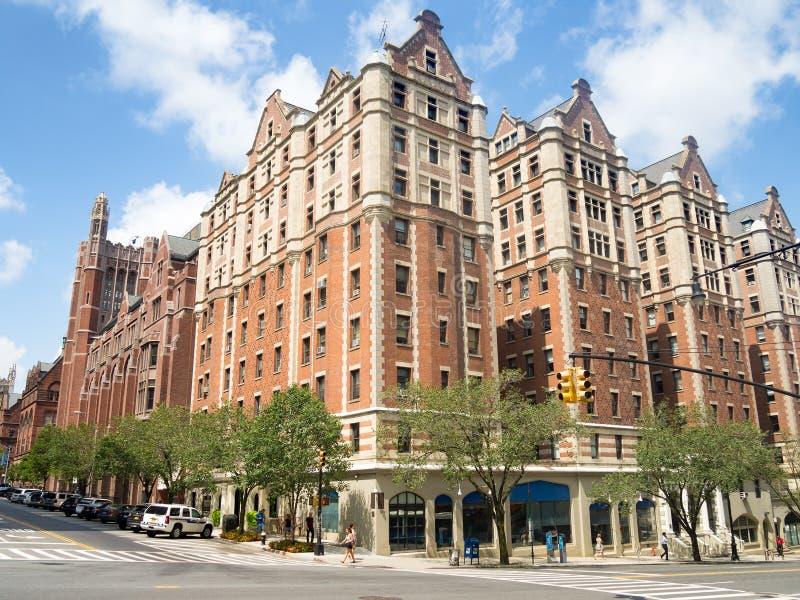 De Universiteit van Colombia in de Stad van New York stock afbeeldingen