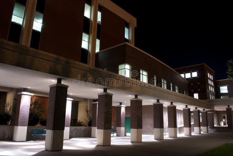 De Universiteit van de Staat van Boise royalty-vrije stock fotografie