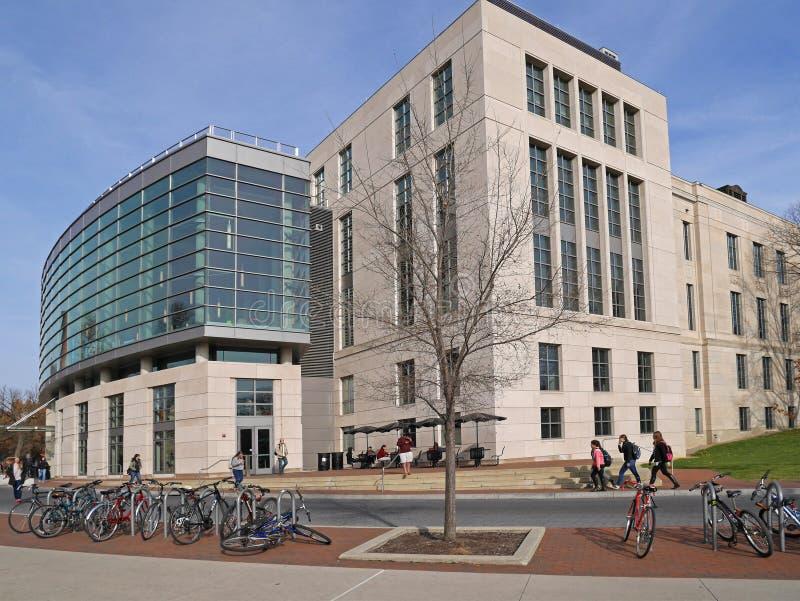 De Universiteit van de Staat van Ohio royalty-vrije stock afbeelding
