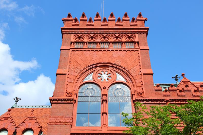 De Universiteit van de Staat van Pennsylvania stock foto's