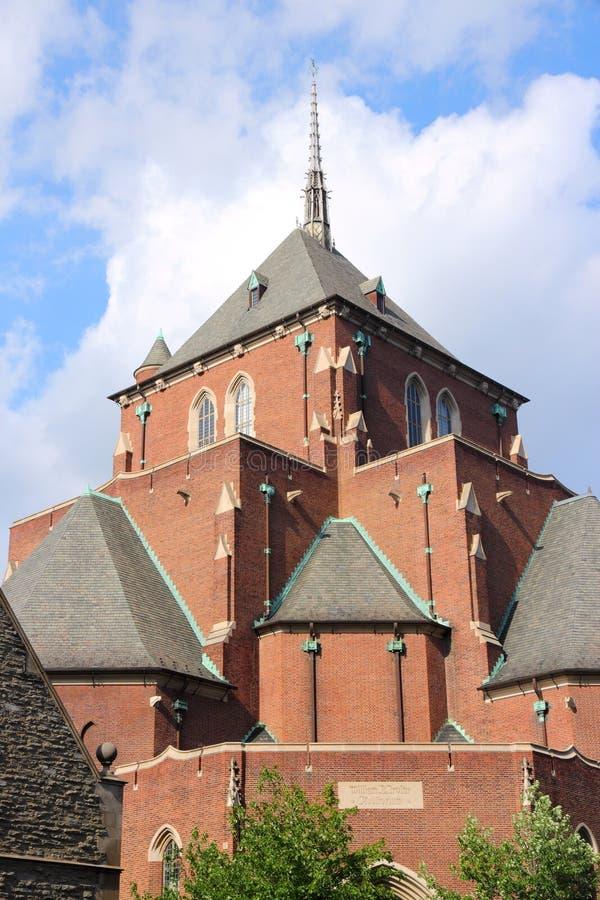 De Universiteit van de Staat van Pennsylvania stock afbeeldingen