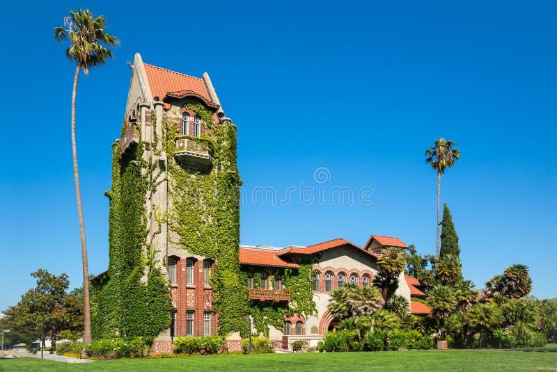 De Universiteit van de Staat van San Jose royalty-vrije stock foto