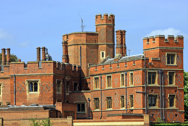 De Universiteit van Eton royalty-vrije stock foto