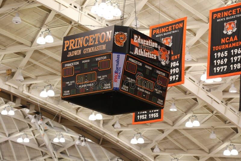 De Universiteit van Princeton royalty-vrije stock fotografie