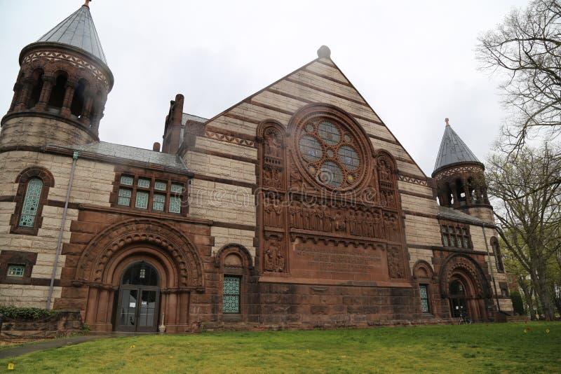 De Universiteit van Princeton royalty-vrije stock foto's