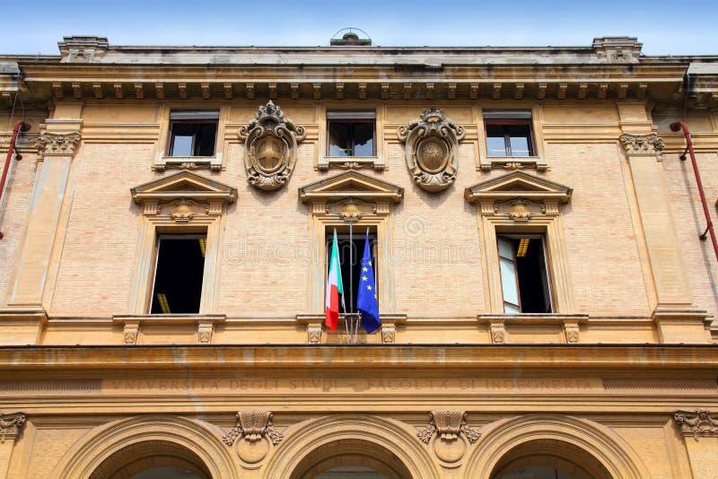 De Universiteit van Rome royalty-vrije stock afbeeldingen