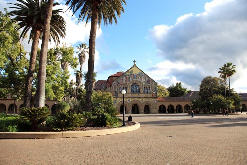 De Universiteit van Stamford royalty-vrije stock afbeelding