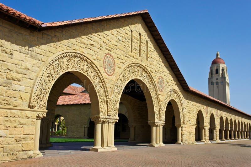 De Universiteit van Stanford royalty-vrije stock afbeelding