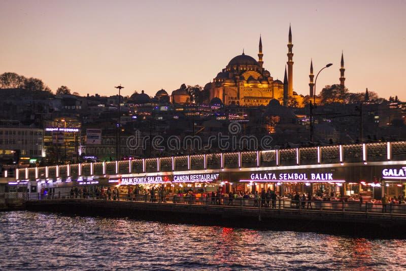 De V.N. sembolà ¼ van Istanboel stock foto