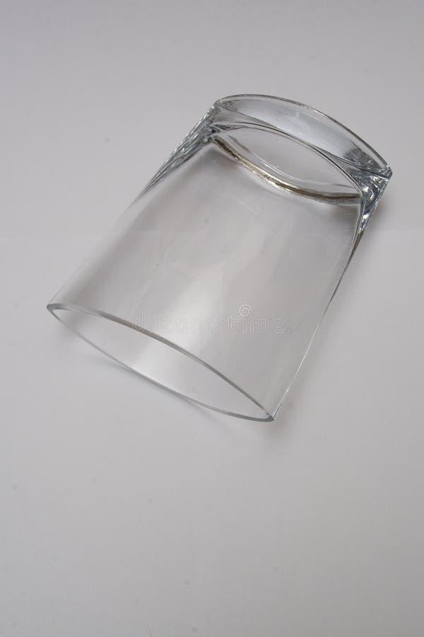 De Vaas van het glas royalty-vrije stock fotografie